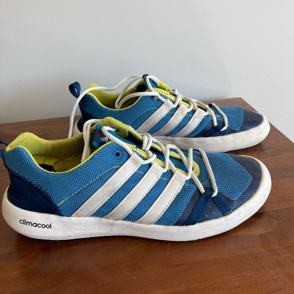 Boys Adidas Climacool water shoes